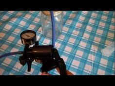 HOMEMADE HAND-PUMP GOAT MILKER