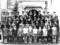 İstanbul Getronagan Ermeni Lisesi (1908) #istanlook #birzamanlar