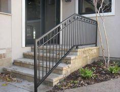 Outdoor Wrought Iron Railings | 53wroughtironoutdoorrailings