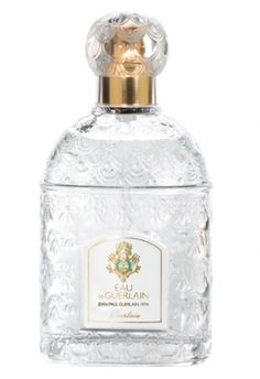 Eau de Guerlain Guerlain. Eau de Guerlain by Guerlain is a Citrus Aromatic fragrance for women and men. Eau de Guerlain was launched in 1974. The nose behind this fragrance is Jean-Paul Guerlain. Top notes are fruity notes, basil, bergamot and lemon; middle notes are caraway, carnation, sandalwood, patchouli, lavender, jasmine, mint, bergamot and rose; base notes are amber, musk, oakmoss and neroli.