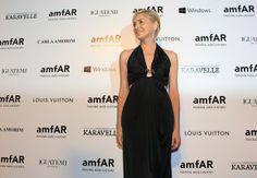 Sharon Stone no baile de gala da amfAR , em São Paulo  que acontece na noite desta sexta-feira, 4.(Foto: Celso Tavares / EGO),