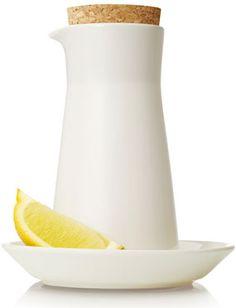 Teema milk jar designed by Kaj Franck in 1952 has been reintroduced. Teema milk jar is ideal for milk and cream, but also for oil or balsamic vinegar. Kitchenware, Tableware, Original Design, Royal Design, Double Glazed Window, Milk Jug, Clean Design, Glass Design, Scandinavian Design
