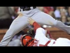 Hit in the Nuts in Baseball - http://adf.ly/wJRn1