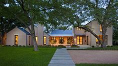 Courtyard-Style Home | LuxeSource | Luxe Magazine - The Luxury Home Redefined