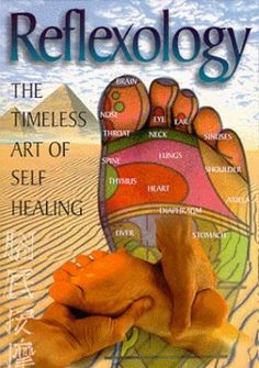 Reflexology: feet, hands, ears and face- pictures of all