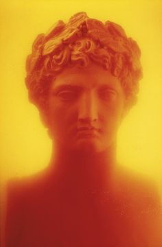 Andres Serrano (American, b. 1950), Dante's Inferno, 1999. Oversized Cibachrome print,59½ by 40 in. (151.1 by 101.6cm.)