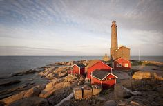 The Nordic countries' tallest lighthouse stands 52m above the waves, on the island of Bengtskär. Image by James Bedford / Lonely Planet Traveller.