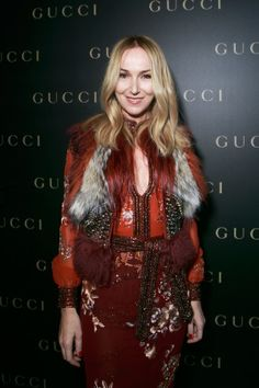 Frida Giannini at Gucci