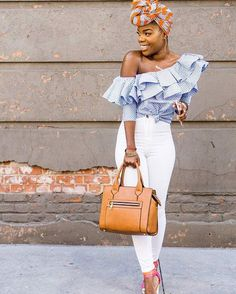 Really like these african fashion outfits 2896 Chic Outfits, Summer Outfits, Fashion Outfits, Fashion Trends, Black Girl Fashion, Fashion Looks, Mode Turban, Fashion Moda, African Fashion
