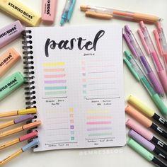 """6,102 curtidas, 30 comentários - E M R E ツ (@emres_blog) no Instagram: """"Hello everyone ! How are you all ? Here's pastel swatch I love pastel colors so much ! My fav's…"""""""