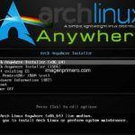 Así es Arch Anywhere el Arch Linux de los principiantes