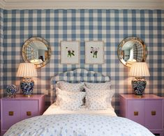 gorgeous gingham designed by Kirsten Kelli