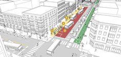 Galeria de 3 protótipos de pontos de ônibus que favorecem a mobilidade…