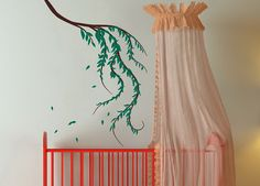 Hey, I found this really awesome Etsy listing at https://www.etsy.com/listing/76322553/wall-decal-weeping-willow-branch-22088