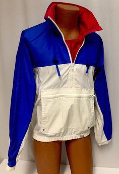 901da07993 Vintage Obermeyer Powder Ski Jacket S Unisex Hooded Thin Windbreaker   Obermeyer  SkiJacket Cool Jackets