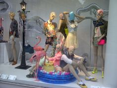 A Candy Jubilee - Zara store at Oxford Street West