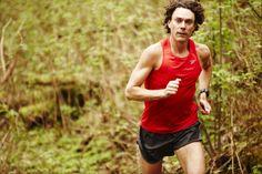 Vegan ultramarathoner Scott Jurek
