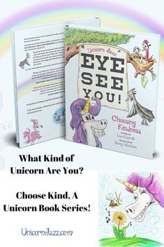 Step inside the magical world this best-selling children's unicorn book series. Learn more about Unicorn Jazz, its colorful cast of characters, and more! Unicorn Books, Unicorn Art, Unicorn Eyes, Gift Subscription Boxes, Reading Club, Kindness Quotes, Social Emotional Learning, Book Signing, Natural Baby