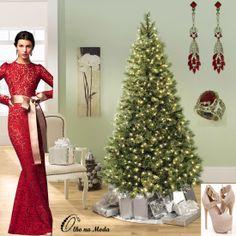 Look ideal para o Natal