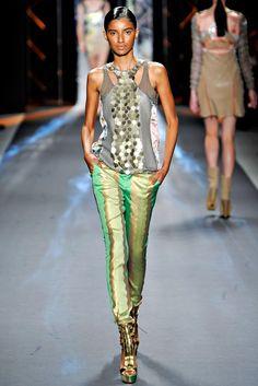 Custo Barcelona Spring 2012 Ready-to-Wear Fashion Show
