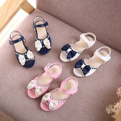 >> Click to Buy << girls sandals princess girls shoes party  kids summer children leather flat shoe pink size 21-35 for 2~15  year new  fashion #Affiliate