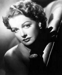 Vintage Glamour Girls: Ann Sheridan