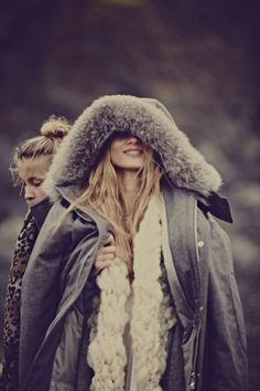 Annie's Winter Beauty Inspiration | Lovelyish
