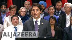Canada welcomes Trump's Keystone XL pipeline order Xl Pipeline, Al Jazeera English, Amazon Seller, Welcome, Obama, Donald Trump, Canada, Donald Tramp, Donald Trumph