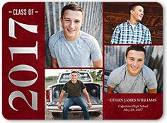 Image result for graduation announcements shutterfly