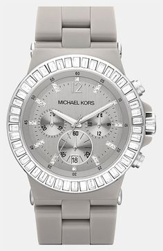 a grey watch?... LOVE IT / Michael Kors - $495