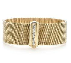 Tiffany Somerset Toggle bracelet in 18k gold - Google Search