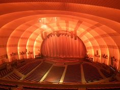 AD Classics: Radio City Music Hall / Edward Durell Stone & Donald Deskey
