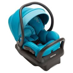 Maxi-Cosi Mico Max 30 Infant Car Seat in Mosaic Blue ($250) ❤ liked on Polyvore featuring kids