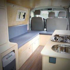 VW T5 Ema & Florent - LD Camp