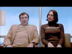 Thérapie de couple pour barre chocolatée