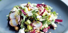 Spring Green Salad with Honey-Lime Vinaigrette | alive #355, May 2012
