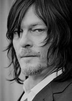 "emilylkinney: """" Norman Reedus photographed by Eric James Guillemain for GQ Italy "" """
