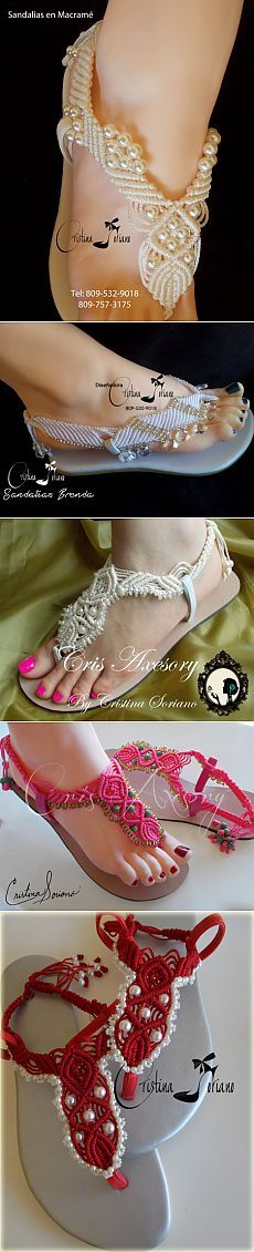 Sandals | Cris Axesory
