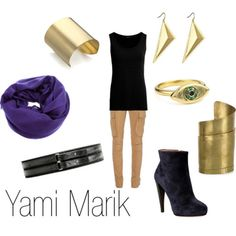 Yami Marik- Yu-Gi-Oh!  Themed outfit