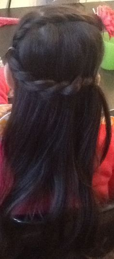 Little girls hairstyles by me