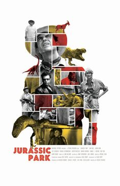 film posters Jurassic Park Film Poster This is an original poster designed by me, the artist. Digitally printed on matte card stock. Frame NOT included. Will be shippe Film Poster Design, Graphic Design Posters, Graphic Design Inspiration, Design Ideas, Poster Designs, Interior Design Tips, Design Design, Typography Design, Logo Design