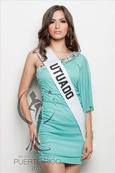 Miss Universe UTUADO, Brenda Paola Hernández. #MissUniversePuertoRico2015 #MUPR2015 #MissUtuado #BrendaPaolaHernandez