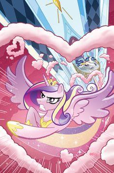 My Little Pony #3 Hot Topic Variant by TonyFleecs on DeviantArt