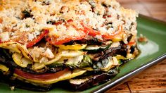 Our 10 Most Popular Zucchini Recipes incl. simple pastas, Zucchini Parmesan, Layered Vegetable Torte and Summer Vegetable Galette Grilled Broccoli, Broccoli Recipes, Grilled Vegetables, Vegetable Recipes, Vegetable Entrees, Vegetable Bake, Vegetable Torte Recipe, Vegetarian Entrees, Vegetarian Grilling
