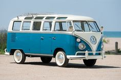 VW Deluxe Micro Bus von 1966 (© Darin Schnabel - Courtesy RM Auctions)