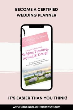 Learn How To Become a Certified Wedding Planner and Build Your Career Filled with Passion. Get Started Today! Download our Course Brochure! Dream Career, Industrial Wedding, Wedding Tips, Perfect Wedding, Something To Do, Wedding Planner, Dreaming Of You, How To Become, Passion