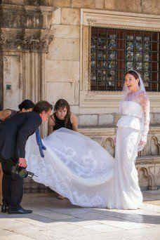 Fabiola Beracasa Wedding Dress