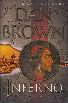Inferno Dan Brown First Edition Robert Langdon Mystery Thriller 2013 Hardcover