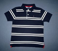 Tommy Hilfiger Poloshirt Gr. 116 (6 Jahre) 12,00 €
