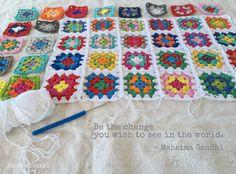 Photo Quotes, Me Quotes, Mahatma Gandhi, My Photos, Blanket, Crochet, Quote Pictures, Crochet Hooks, Blankets